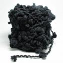 Marta's Yarns Flowers - Black  (100gm)