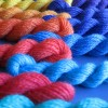 Martas Yarns Merino Needlepoint Yarn - Rainbow collection