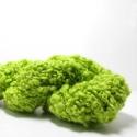 Martas Yarns Lamb (Boucle) - Lime 100gm