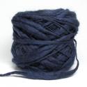 Marta's Yarns Slubby - Dark Blue (100gm)
