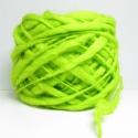 Marta's Yarns Slubby - Lime  (100gm)