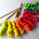 Cheerful Yarn Pack - 10 x 10gm balls or hanks
