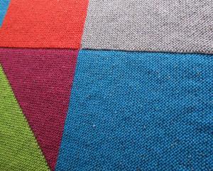 Tangram Blanket – pattern