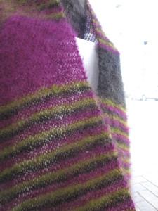 Stripes in mist photo2