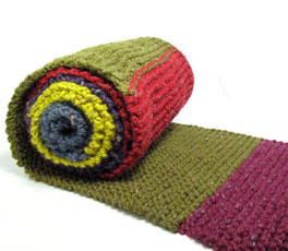 Scarf – free knitting pattern