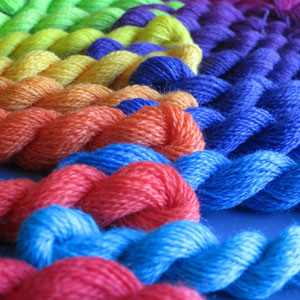 Needlepoint Merino Lace Yarn