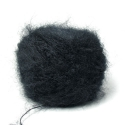 Marta's Yarns Mist - Black (50gm)
