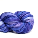 Marta's Yarns Slubby - Purple mix  (100gm)
