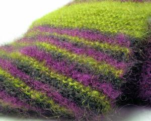 Stripes in the Mist – knitting pattern